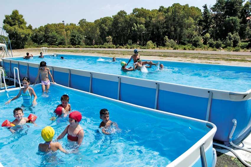 Parco ricreativo sorgente solare piscine da sogno for Piscine da sogno e da record
