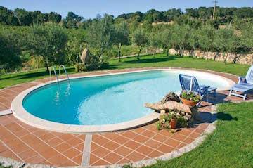 Piscine interrate sorgente solare piscine da sogno - Piscine piccole da giardino ...